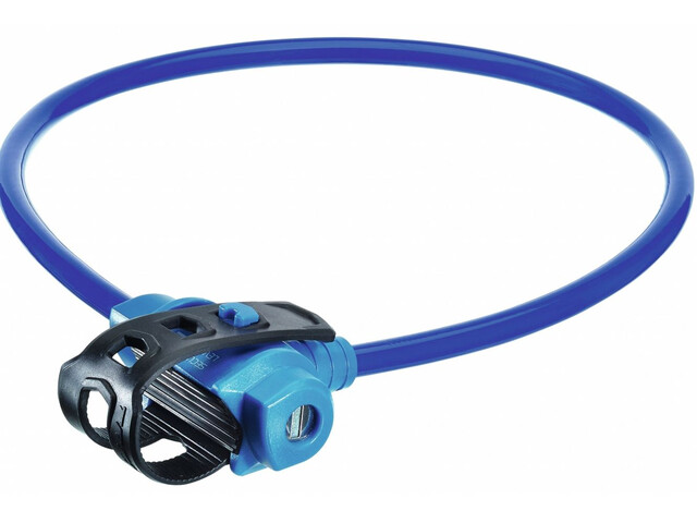 Trelock KS 211 Fixxgo Kids Kabelschloss blau